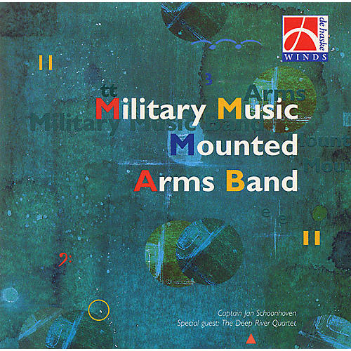 De Haske Music Military Music of the Mounted Arms Band CD (De Haske Sampler CD) Concert Band Composed by Various