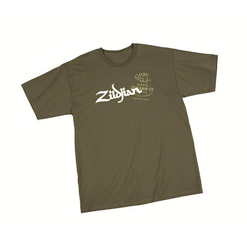 Zildjian Military T-Shirt