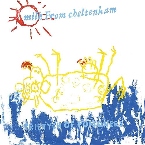 Alliance Milk From Cheltenham - Triptych of Poisoners