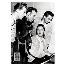 Hal Leonard Million Dollar Quartet - Tin Sign