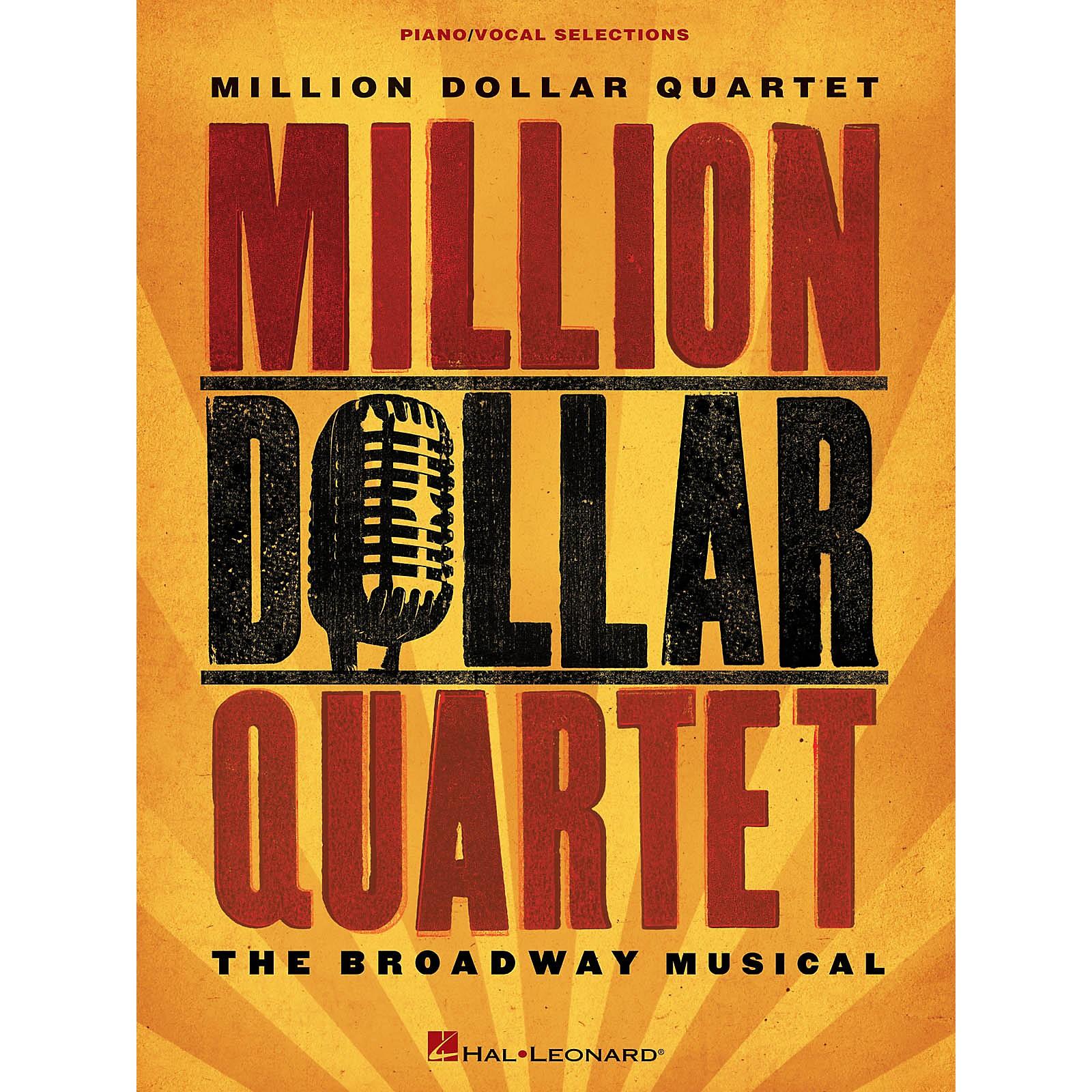 Hal Leonard Million Dollar Quartet