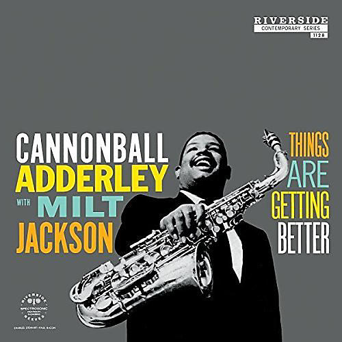 Alliance Milt Jackson - Things Are Getting Better