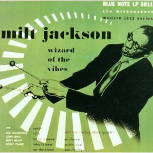 Alliance Milt Jackson - Wizard of the Vibes