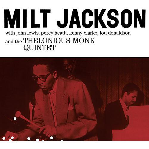 Alliance Milt Jackson With John Lewis