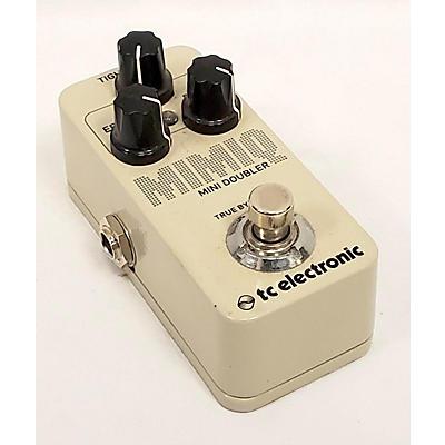 TC Electronic Mimiq Doubler Effect Pedal