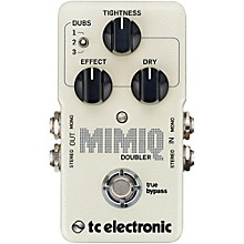 Open Box TC Electronic Mimiq Doubler Guitar Effects Pedal