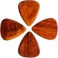 Timber Tones Mimosa Guitar Picks, 4-Pack