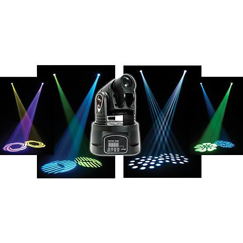 CHAUVET DJ Min Spot RGBW Quad Color LED Moving Yoke Fixture