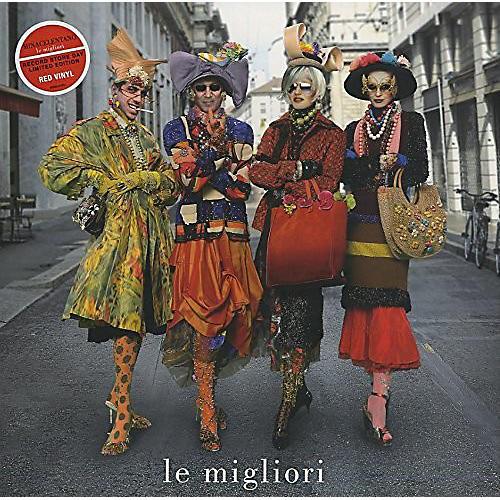 Alliance Minacelentano - Le Migliori Vrs 1 (Red Vinyl)