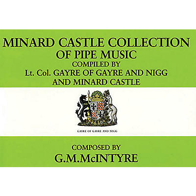 Music Sales Minard Castle Collection of Pipe Music Music Sales America Series