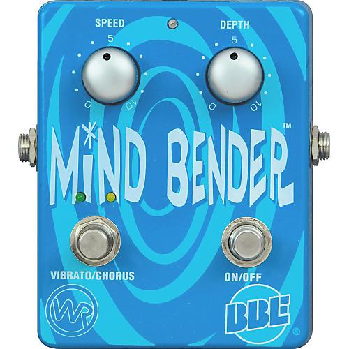 BBE Mind Bender Analog Chorus/Vibrato Pedal
