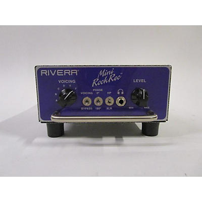 Rivera Mine Rock Rec Power Attenuator