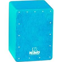 Mini Cajon Shaker Blue