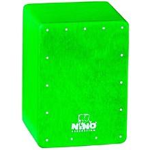 Mini Cajon Shaker Green