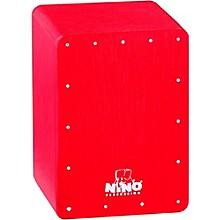 Mini Cajon Shaker Red