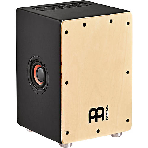Meinl Mini Cajon Speaker with Bluetooth Connectivity