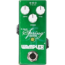 Wampler Mini Faux Spring Reverb Effects Pedal
