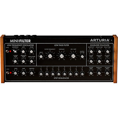 Arturia Mini-Filter (Software Download)