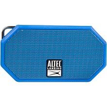 Mini H2O 3 Portable Waterproof Bluetooth Speaker Blue