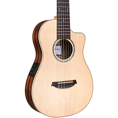 Cordoba Mini II EB-CE Mini Acoustic-Electric Guitar