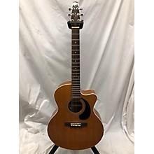 Seagull Mini Jumbo CW GT QII Acoustic Electric Guitar