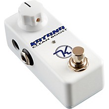 Open BoxKeeley Mini Katana Clean Boost Guitar Effects Pedal