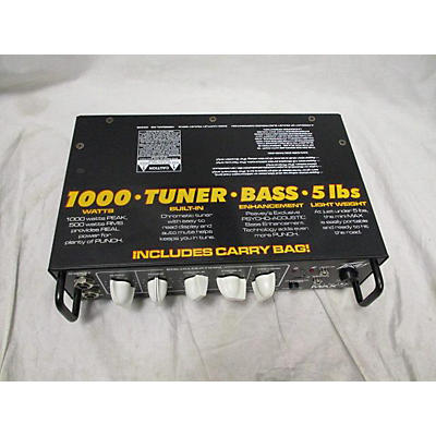 Peavey Mini Max 500 Bass Amp Head