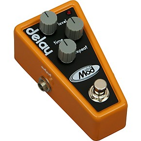 modtone mini mod delay guitar effects pedal musician 39 s friend. Black Bedroom Furniture Sets. Home Design Ideas