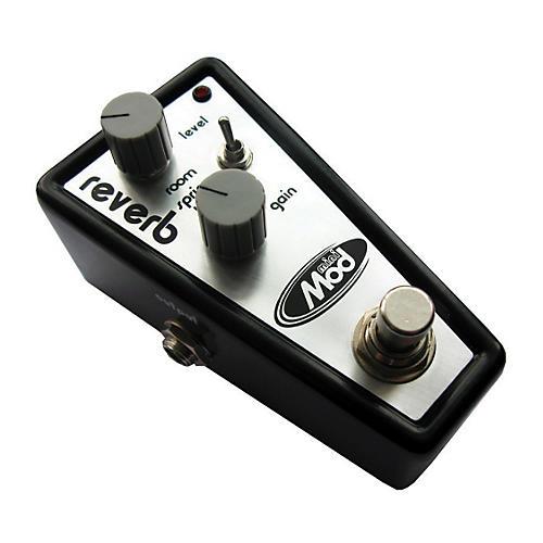 Modtone Mini-Mod Reverb Guitar Effects Pedal