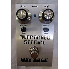 Way Huge Electronics Mini Overrated Special Effect Pedal