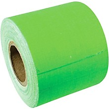 Mini Roll Gaffers Tape 2 In x 8 Yards Flourescent Colors Neon Green