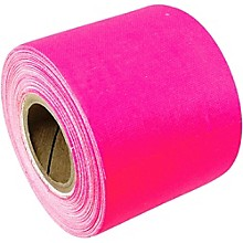 Mini Roll Gaffers Tape 2 In x 8 Yards Flourescent Colors Neon Pink
