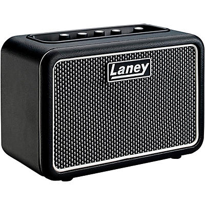 Laney Mini-STB-SuperG 6W 2x3 Bluetooth Guitar Combo Amp