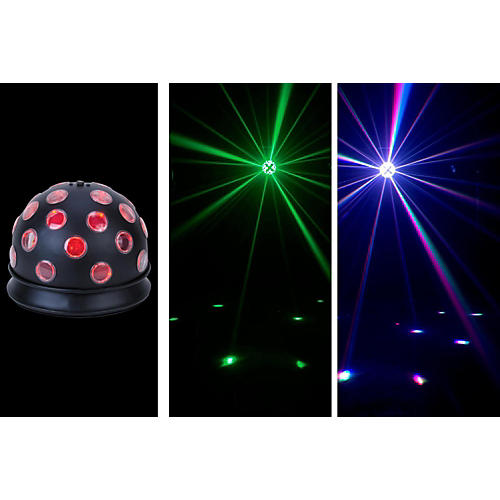 American DJ Mini Tri Ball Light Effect