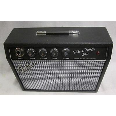 Fender Mini Twin Battery Powered Amp