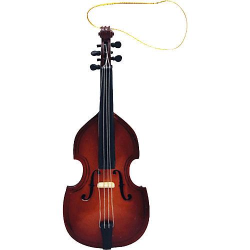 AIM Mini Upright Bass Ornament