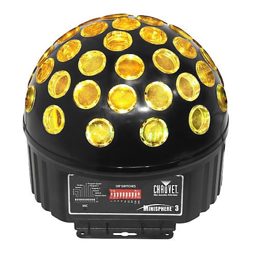 CHAUVET DJ MiniSphere 3 Rotating LED Effect Light