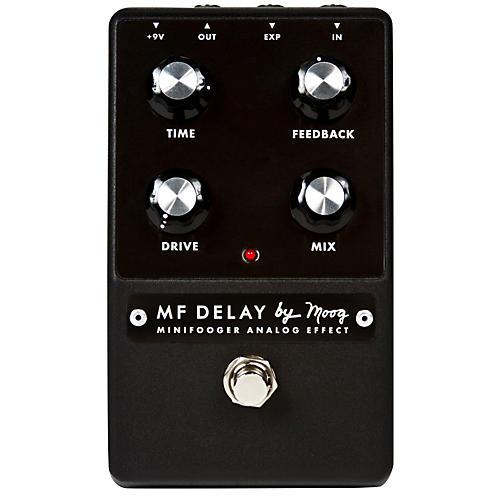 Moog Minifooger Analog Delay Guitar Effects Pedal