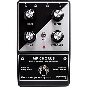moog minifooger chorus guitar effects pedal musician 39 s friend. Black Bedroom Furniture Sets. Home Design Ideas