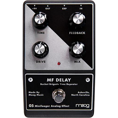 moog minifooger delay guitar effects pedal musician 39 s friend. Black Bedroom Furniture Sets. Home Design Ideas