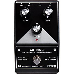 moog minifooger ring guitar effects pedal musician 39 s friend. Black Bedroom Furniture Sets. Home Design Ideas