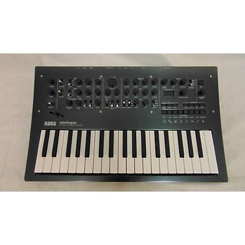 Minilogue 4 Voice Polyphonic Analog Synthesizer