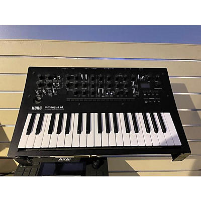 Korg Minilogue XD Synthesizer