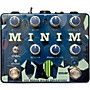 Old Blood Noise Endeavors Minim Immediate Ambience Machine Reverb, Tremolo, Delay Effects Pedal Blue