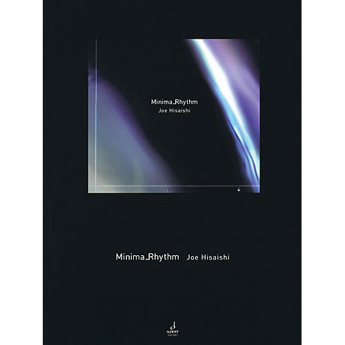 Schott Minima Rhythm (Orchestra) Schott Series Softcover Composed by Joe Hisaishi