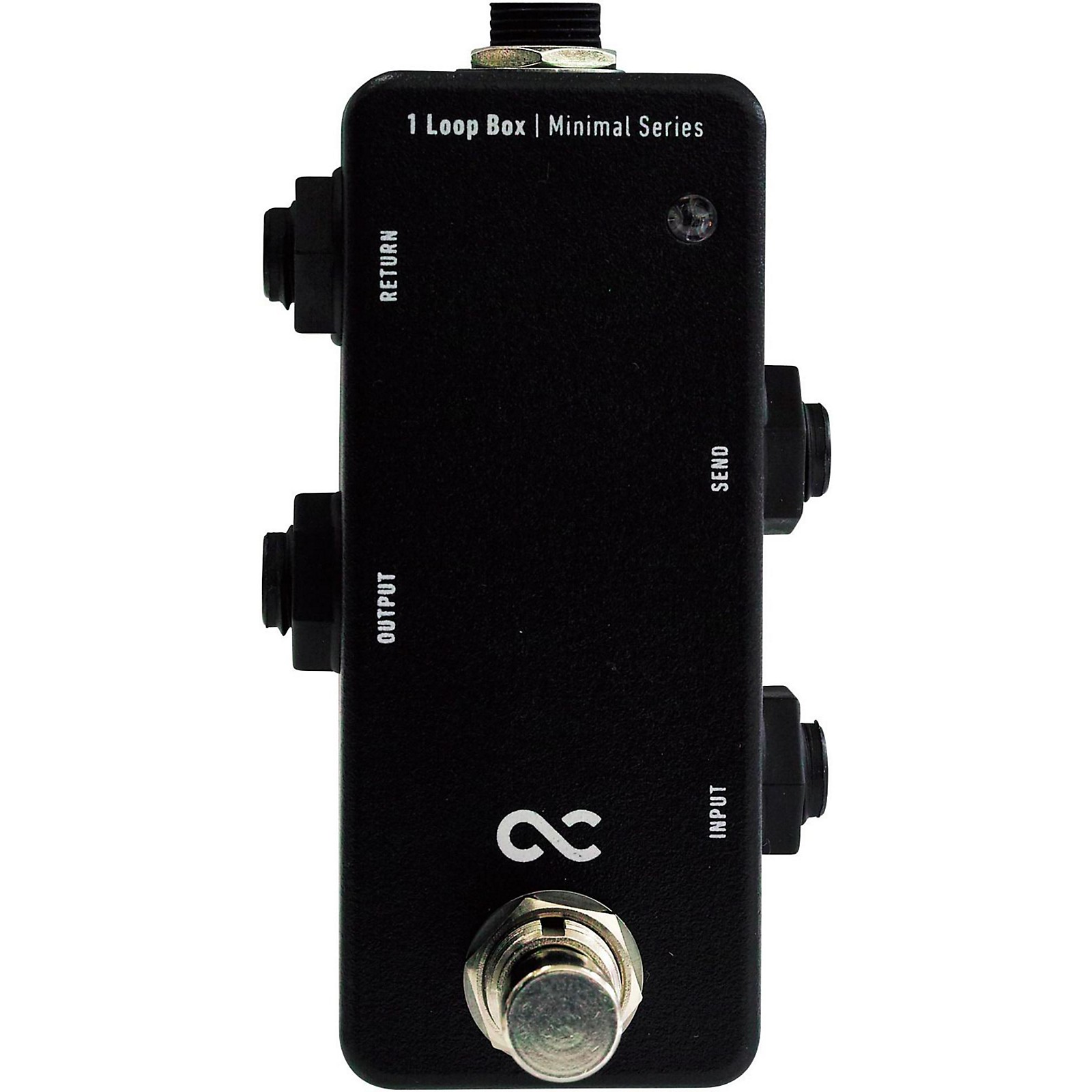 One Control Minimal AB Box Passive Switchable Loop Pedal