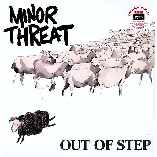 Alliance Minor Threat - Out of Step