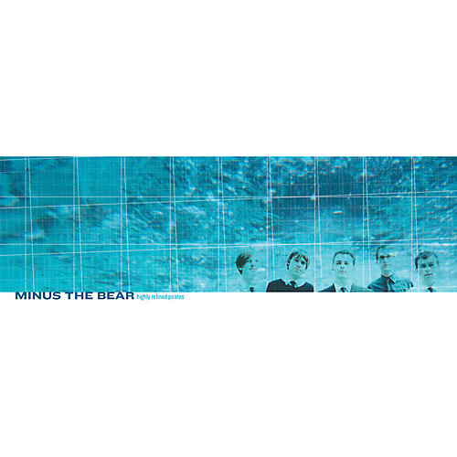 Alliance Minus the Bear - Highly Refined Pirates