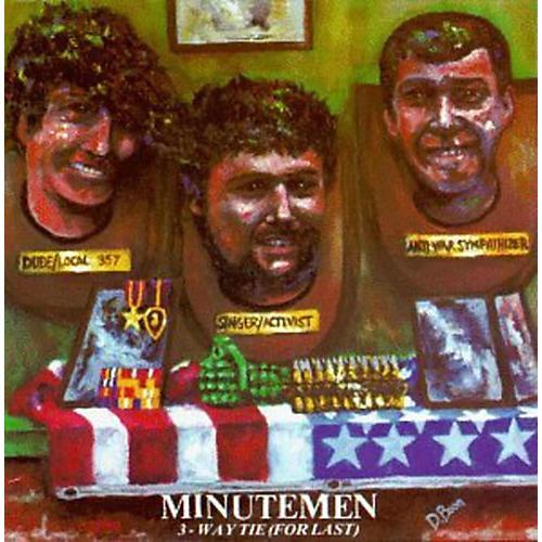 Alliance Minutemen - 3 Way Tie for Last