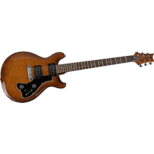 PRS Mira Flame Maple Top, Standard Neck with Bird Inlays Electric Guitar